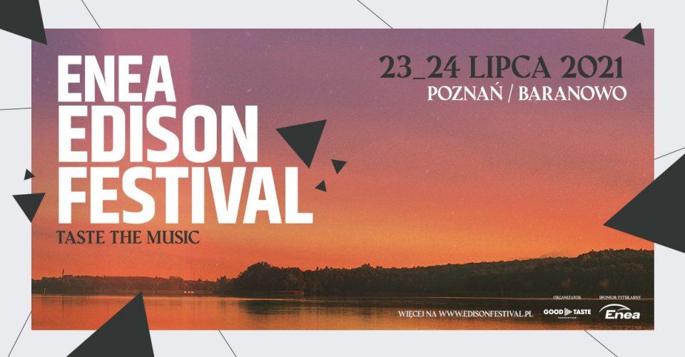 Enea Edison Festival – Taste The Music 2021