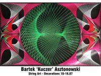 Wystawa x Bartek 'Kuczer' Asztonowski // 10-16.07