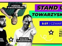 Stand-up Towarzyski: Konkiel x Twarowski