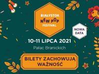 Białystok New Pop Festival 2021