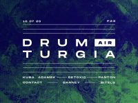 P23: Drum'air'turgia #3