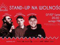 Stand-up na Wolności vol.2 / Występują: Kołecki i Padlak