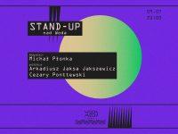 Stand-Up nad Wodą & Woda Beach Bar 09.07 / Wstęp wolny