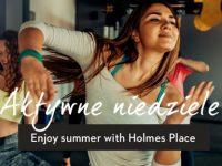 Aktywne niedziele z Holmes Place w Plażówce Ursus