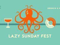Lazy Sunday Fest ! Brunch & Music