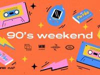 90's Weekend / Lunapark / 16-19 lipca