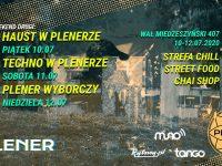 PLENER / Weekend Drugi