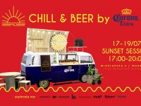 Chill & Beer by Corona - Sunset Session na Wolności 17-19.07.