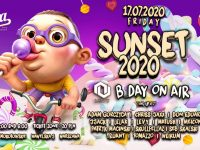 Sunset Levy B_Day On Air