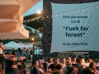 Kino plenerowe vol.10 - Fuck for forest