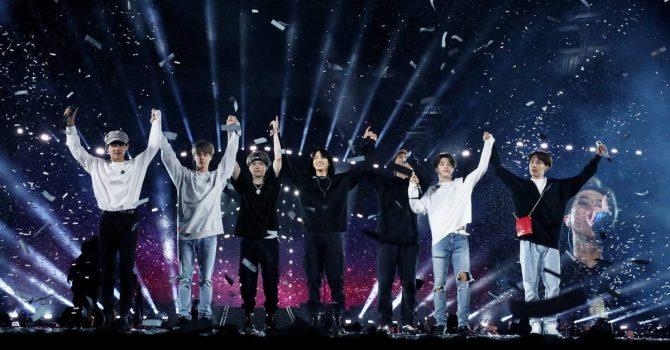 BTS pobili kolejny rekord Guinnessa w swojej karierze