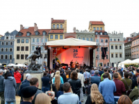 26 Międzynarodowy Plenerowy Festiwal Jazz Na Starówce