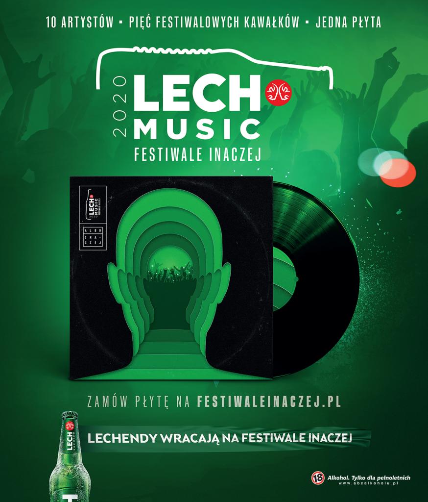 Lech Music Festiwale Inaczej