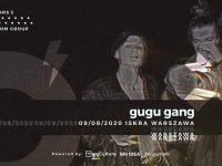SCARS 3: GUGU GANG, @ISKRA, WARSZAWA