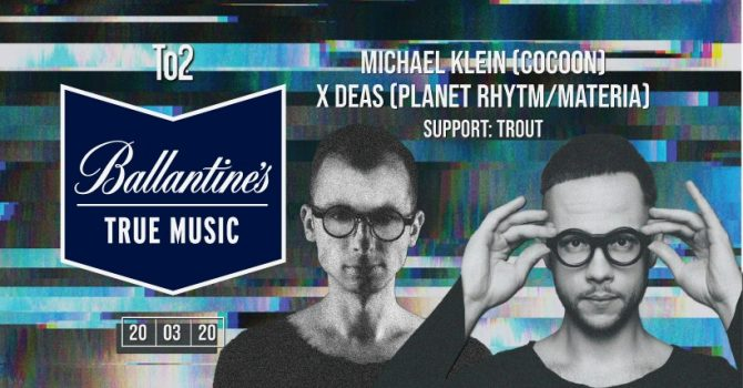 True Music pres. Michael Klein (Berlin/COCOON) & Deas