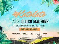 #Katolato Clock Machine