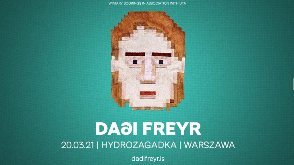 Daði Freyr w Polsce