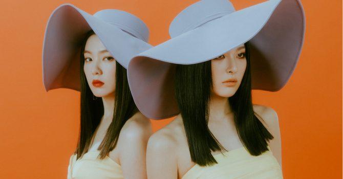 """Irene i Seulgi z Red Velvet wydały debiutancki minialbum – """"Monster"""""""