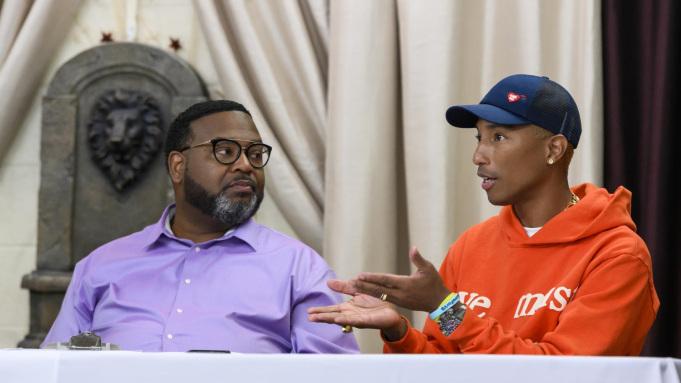 Pharrell Williams i Ezekiel Williams