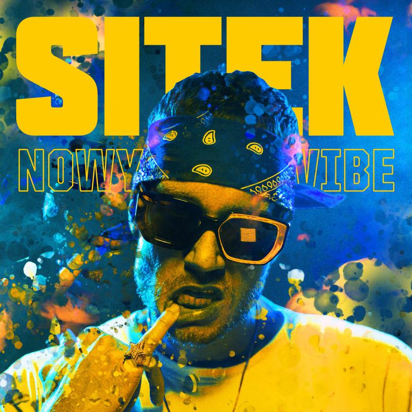 sitek - Nowy Vibe - okładka albumu