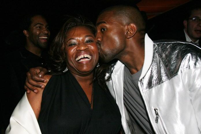 Kanye West i Donda West
