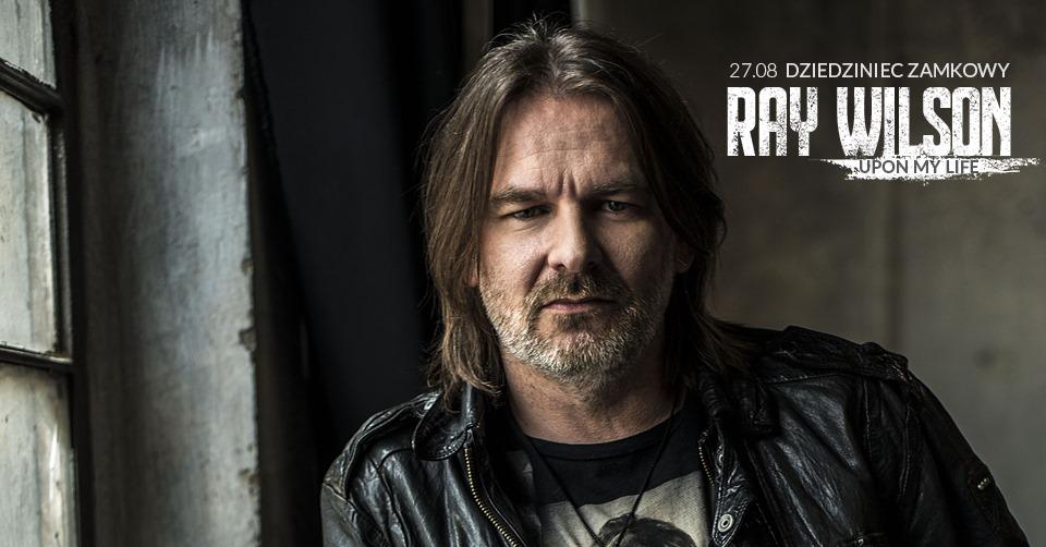 Ray Wilson na Dziedzińcu Zamkowym w Poznaniu