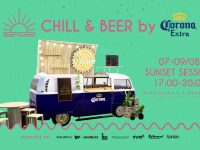 Chill & Beer by Corona - Sunset Session na Wolności 7-9.08.