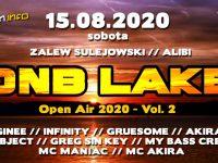 DNB LAKE 2020 vol.2! // 15.08 // Zalew Sulejowski - Alibi