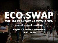 Eco swap - wymianka ubrań, książek i roślinek.