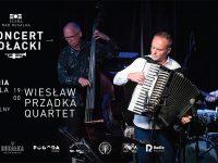 Koncert Sołacki nad Rusałką / Wiesław Prządka Quartet