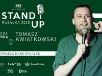 Stand-up nad Rusałką/ Tomasz Kwiatkowski