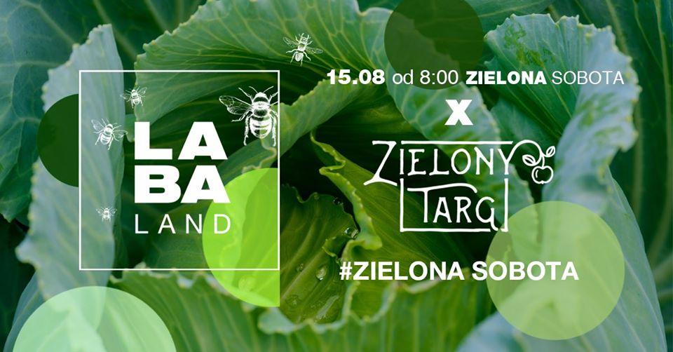 Zielona Sobota w Laba.Land Poznań