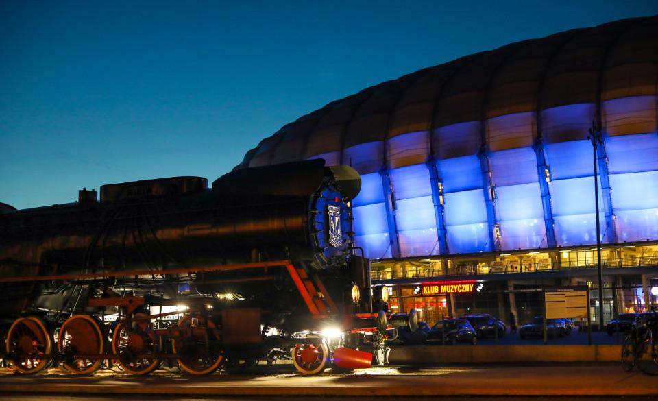 Bułgarska 17 - plener przy stadionie Lecha