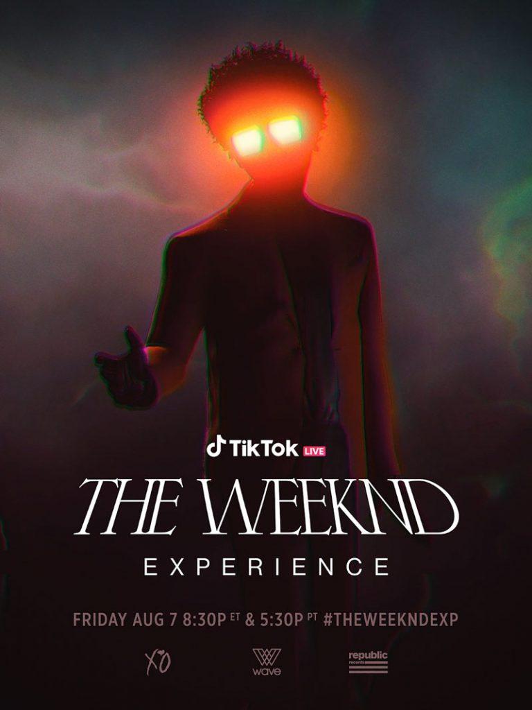 The Weeknd zagra wirtualny koncert na TikToku