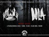 Mag, Dola // NOWA DATA! // Toruń, NRD