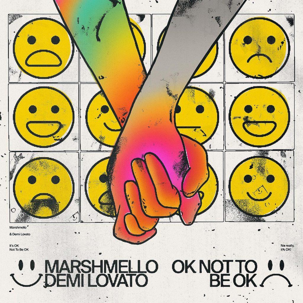 Marshmello, Demi Lovato, OK Not To Be OK