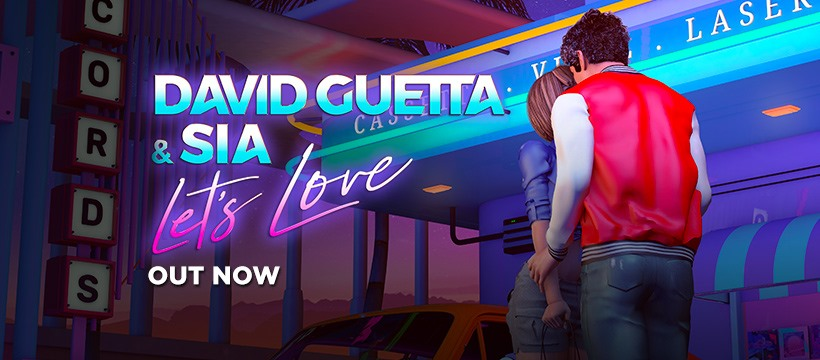 Sia David Guetta