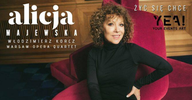 """Alicja Majewska """"Żyć się chce"""" / Lublin CSK 18.01.2021"""