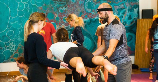 Acro Yoga od podstaw
