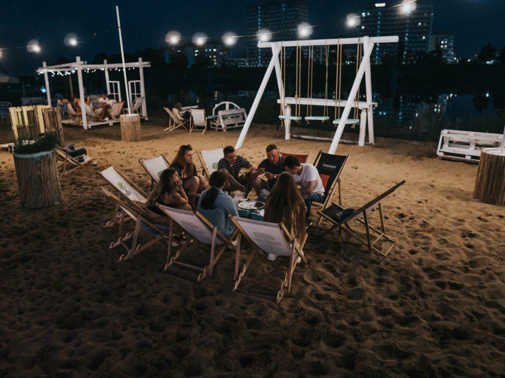Idę w Tango Stara Odra Beach Bar Wrocław