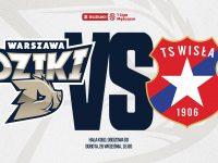 Dziki Warszawa vs TS Wisła Kraków // Suzuki 1 Liga