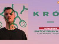 Król, 01.10.2020, Klub Stodoła