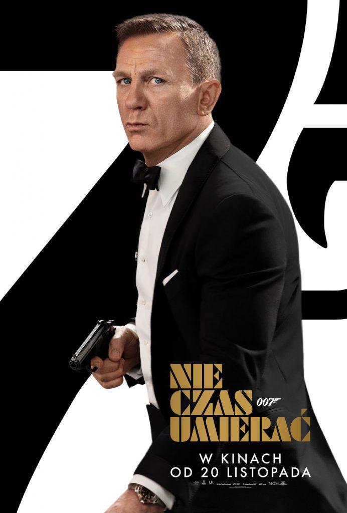 Nie czas umierać Bond