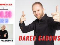 Stand-upowa Fala - Darek Gadowski ! // NRD KLUB