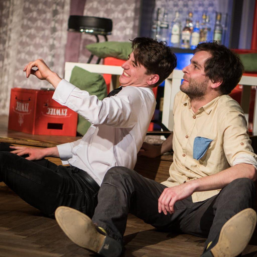 Teatr: Pijacy