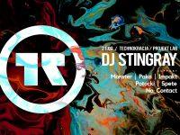 Technokracja x LAB: DJ Stingray