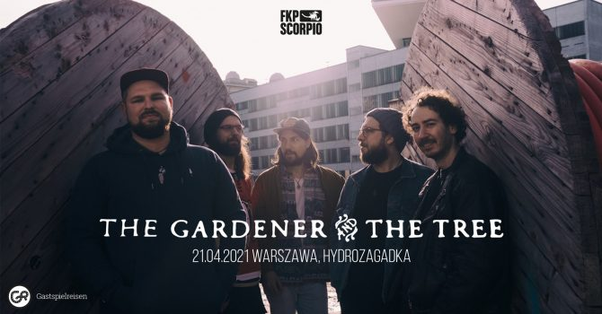 The Gardener & The Tree – PL-Warszawa, Hydrozagadka