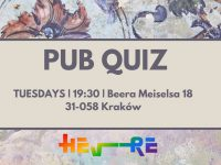 Tuesday Pub Quiz at Hevre