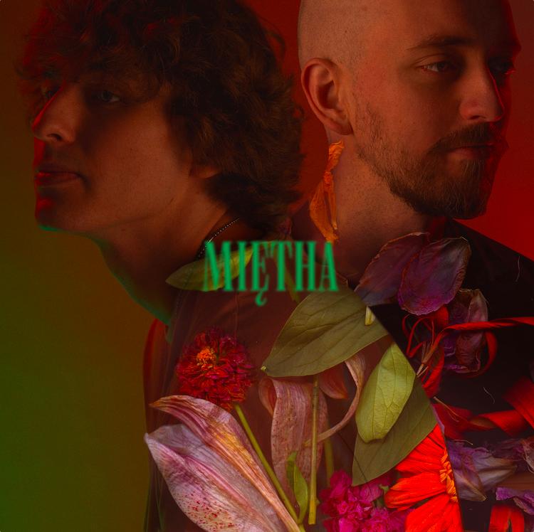 Miętha - 36,6 - okładka albumu