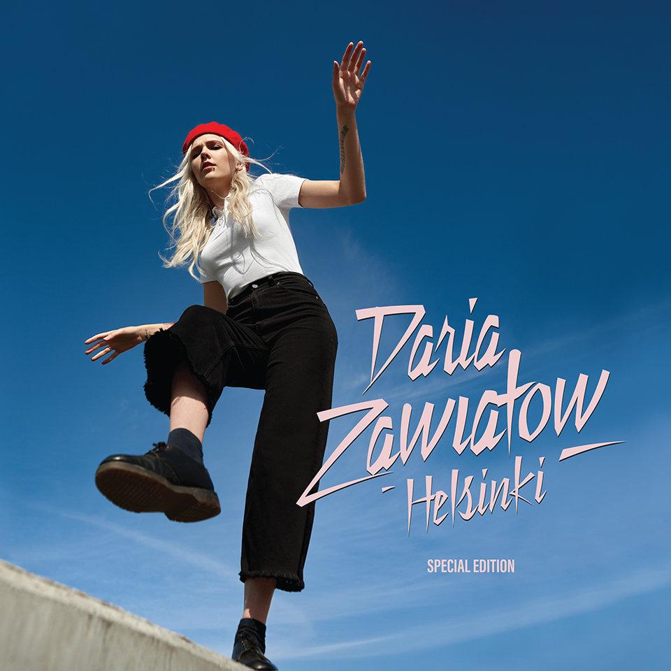 Daria Zawiałow Helsinki reedycja październik 2020